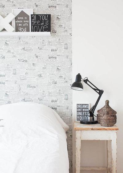 Uberlegen Skandinavisch Schlafzimmer By Louise De Miranda