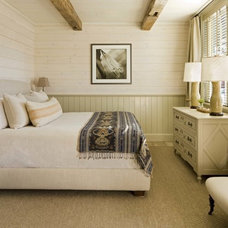 Rustic Bedroom by Coburn Development