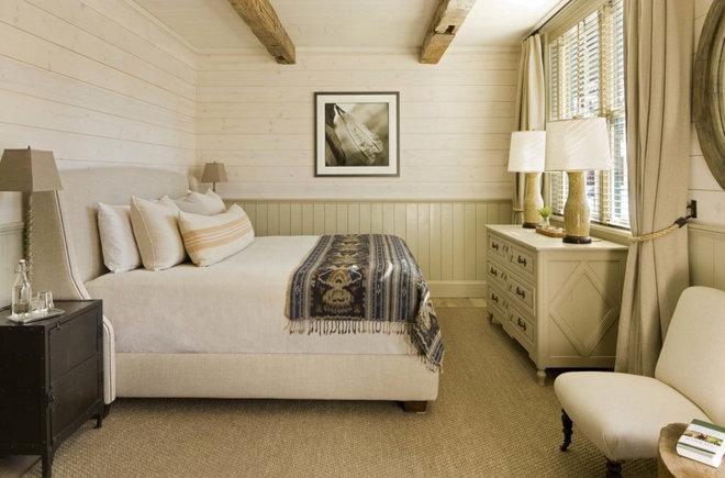 Rustic Bedroom by Coburn Development