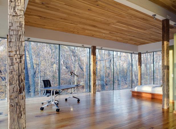 Moderne Chambre by Jose Garcia Design