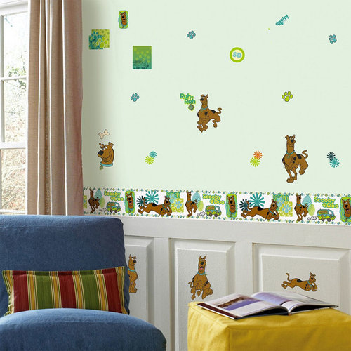 Scooby Doo Bedding and Room Decorations