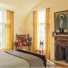 Traditional Bedroom by Scott Cornelius Architect