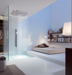 modern bedroom Scott Thomson