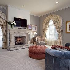 Traditional Bedroom by Ernesto Garcia Interior Design, LLC