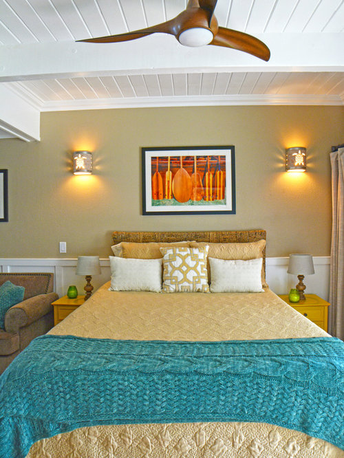 Turquoise Bedroom Design Ideas Renovations Amp Photos With