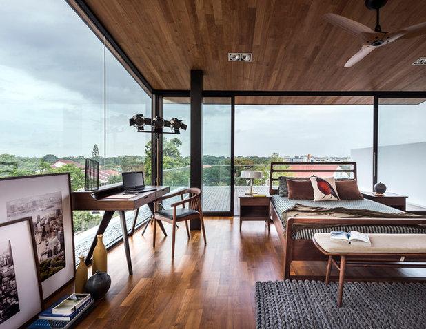 Modern Schlafzimmer by Materium