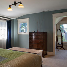 Craftsman Bedroom by Craftsman Design and Renovation