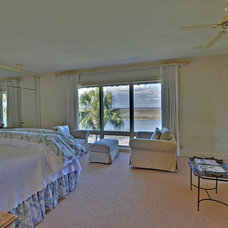 Mediterranean Bedroom by Envision Web