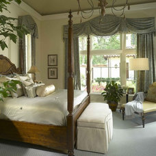 Traditional Bedroom by Golden Isles Custom Homes, LLC