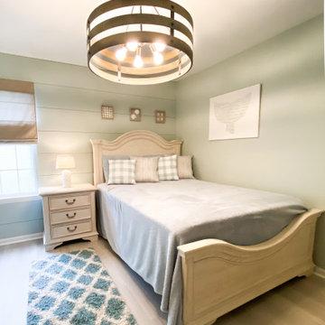Sea Salt tween bedroom remodel