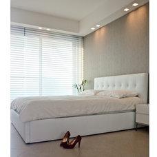 Mediterranean Bedroom by SK Designers - Shimrit Kaufman