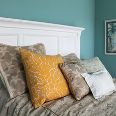 Traditional Bedroom by S Squared Design