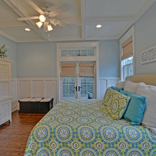 Traditional Bedroom by Envision Web