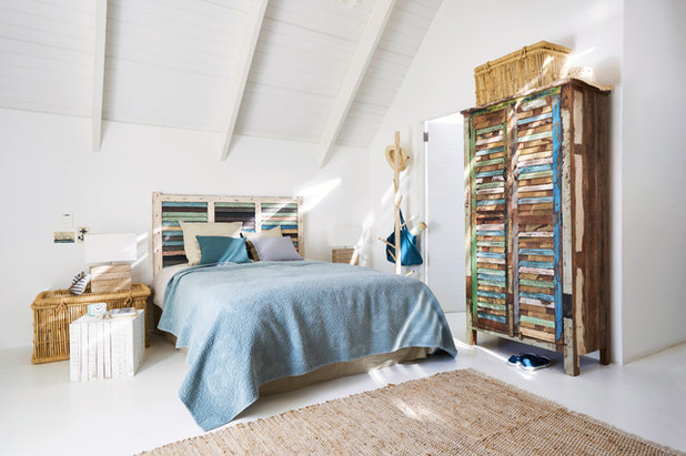 Coastal Bedroom by Maisons du Monde UK