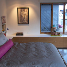 Contemporary Bedroom by Terrene Homes