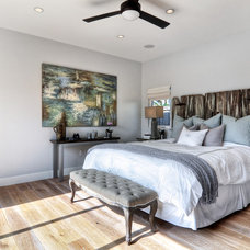 Beach Style Bedroom by SC Homes