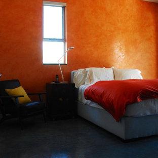 Inspiration pour une chambre minimaliste.