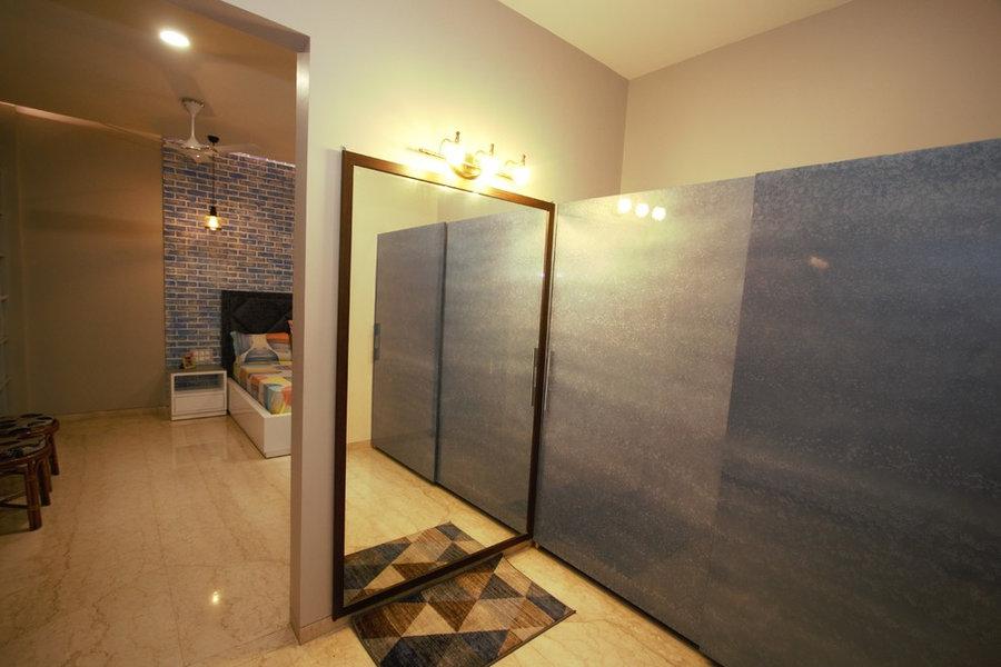 Second Floor Master Bedroom Dressing Room