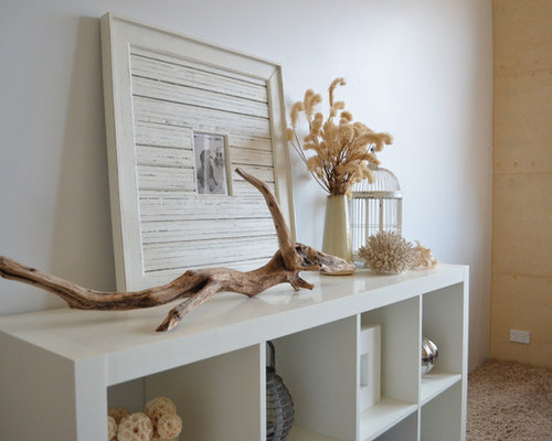 Driftwood beach home design ideas pictures remodel and decor for Driftwood decor and design