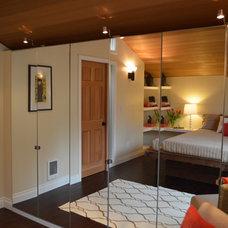 Asian Bedroom by Flying Dormer
