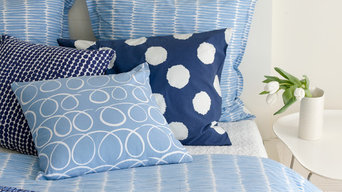 See Design Bedding - Blue Story