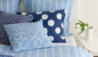 See Design Bedding - Blue Story