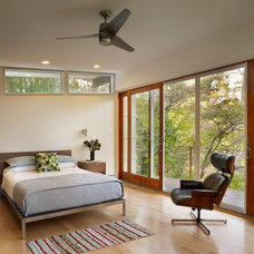 Modern Bedroom by Metcalfe Architecture & Design