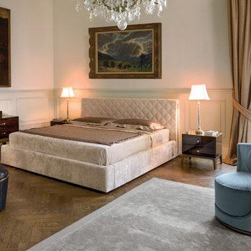 Selling: Helmut Bed, Sir Nightstand, Monsieur Dresser, Lauren Lounge Chair...