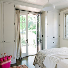 craftsman bedroom by The Works