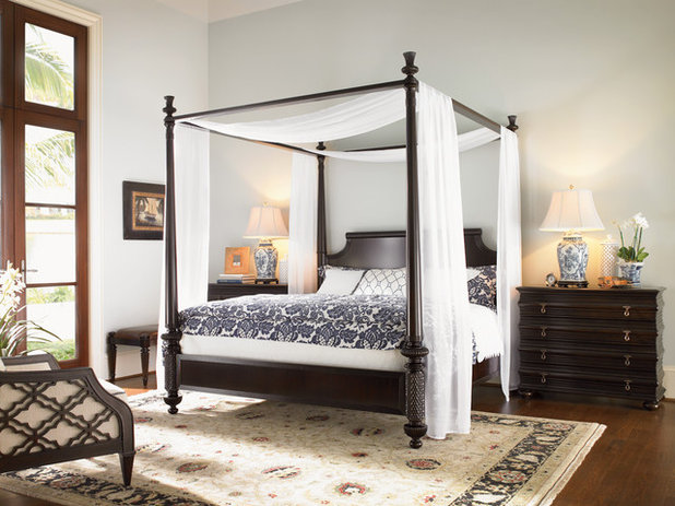 american traditional bedroom by furnitureland south