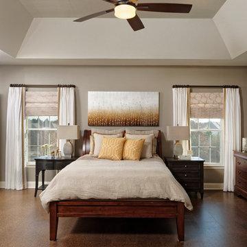 Serene Contemporary Master Bedroom Retreat