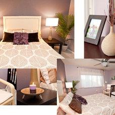 Modern Bedroom by Christen Ales Interior Design