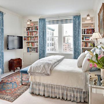 Serene Manhattan Apartment Bedroom