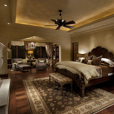 Traditional Bedroom by R.J. Gurley Custom Homes