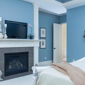 Serene Master Bedroom Reomdeling Project