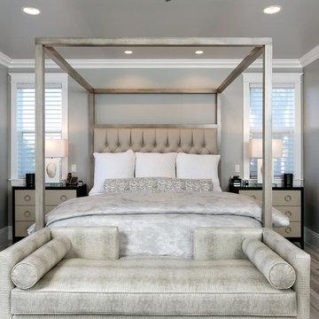 Serene Master Bedroom Suite