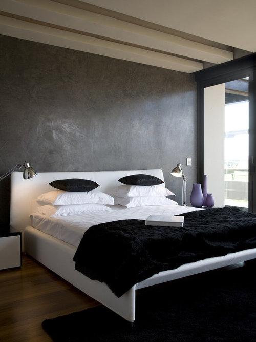 dark gray walls houzz