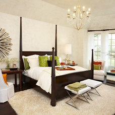 Transitional Bedroom by Shannon Gidney - IBB DESIGN