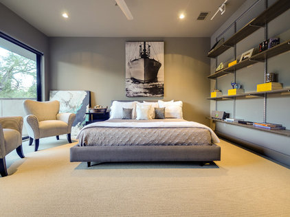 Modern Bedroom by Classic Urban Homes