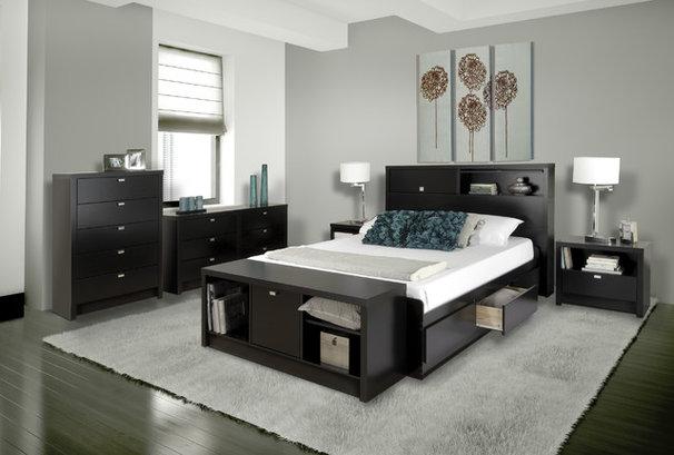 Modern Bedroom by Prepac Manufacturing Ltd.