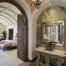 Mediterranean Bedroom Seven Oaks 1