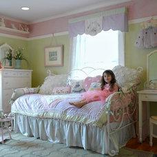 Traditional Bedroom by Carisa Mahnken Design Guild