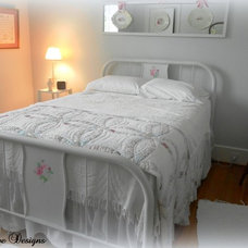 Traditional Bedroom by Lisa's Creative Designs