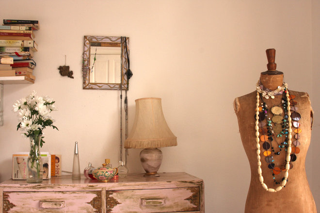 Eclectic Bedroom by Rossana Novella