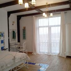 Rustic Bedroom by ReForma 3D online interiors