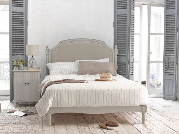Shabby Chic Style Bedroom By Loaf