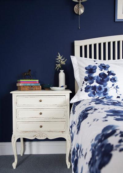 Romántico Dormitorio Shabby-chic Style Bedroom