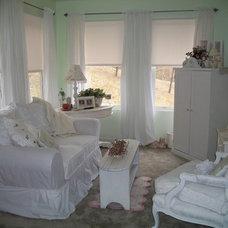 Traditional Bedroom ~Shabby Guestroom~
