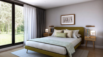 Shade House - Guest Bedroom