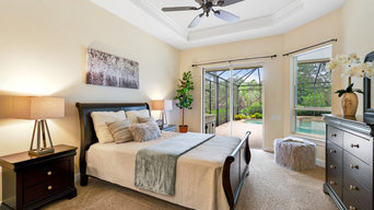 Shady Bend located in the Veranda, Vacant Home Staging